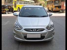 Hyundai Verna Fluidic 1.6 CRDi SX AT, 2013, Diesel