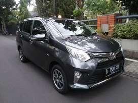 Toyota Calya G Manual 2019 Bandung