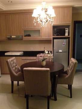 Disewakan unit 2 kamar fullfunish lantai rendah
