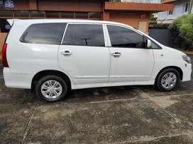 Toyota Innova 2014 Diesel 185000 Km Driven