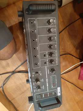 Ahuja amplifier SSA-250