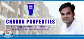 1bhk flat with big balcony flat for rent in sunshine hill evershine