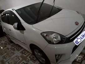 Dijual cepat mobil Agya Trd S th 2014