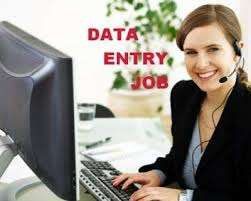 SIMPLE DATA ENTRY WORK AT HOME