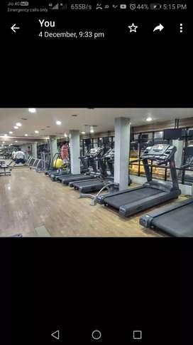 Comercial treadmill for sale