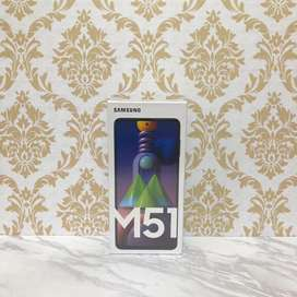 Best Price Samsung M51 8gb/128gb