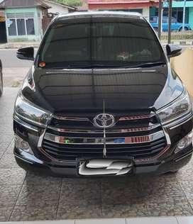 Innova reborn 2018 type G manual bensin