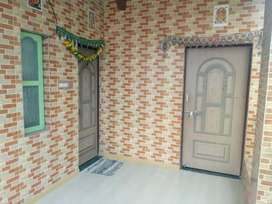 Tenament For Rent 1 BHK Fully Furnished