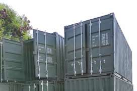 Container 20 ft Bagus