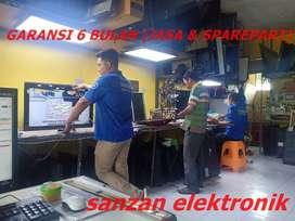 servis service tv lcd led plasma garansi 6 bulan depok jakarta