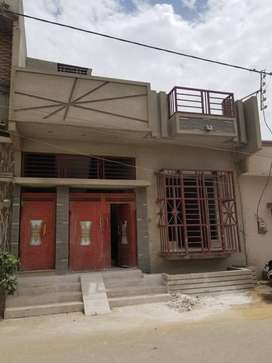 Urgent Sale House in Mashriqui Society front of Gulshan-e-Maymar