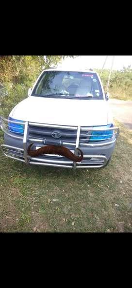 Tata safari dicor top end model