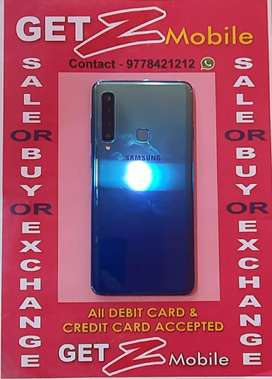 Samsung Galaxy A9 Lemonade Blue 6/128 GB