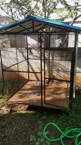 Dog cage 5*5 for pet house