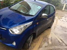 Hyundai eon magna plus first owner less driven