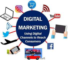 Digital Media Marketing Staff required for Lahore only