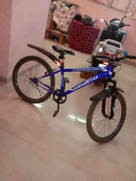 A keysto Bicycle