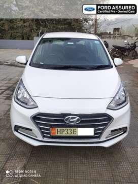 Hyundai Xcent, 2018, Petrol