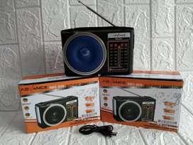 PROMO - SPEAKER RADIO ADVANCE RBS809 MULTI BAND-SUARA JERNIH-SPIKER