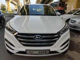Hyundai Tucson 2.0 e-VGT 2WD AT GLS, 2017, Diesel