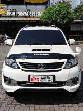 KING Mobilindo Fortuner G TRD Matic 2014 Diesel ( VNT TURBO )
