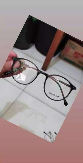 Kacamata minus swaatch bahan elastis lentur