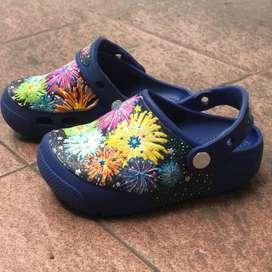Crocs sandal anak