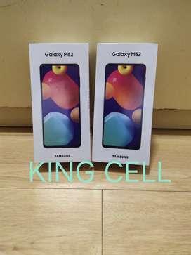Samsung M62 8/256 Ram 8GB Rom 256GB Garansi Resmi