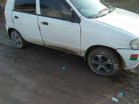 Alloy rim,cng kit,amplifier,good condition