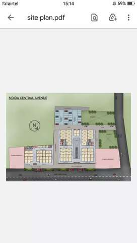 Shop With advance rent in noida sec 102