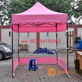 Promosi tenda lipat