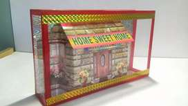 Brand new unused Beautiful Home Sweet Home Decoration Piece