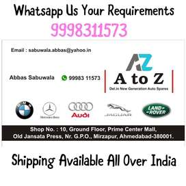 A to Z Auto Parts