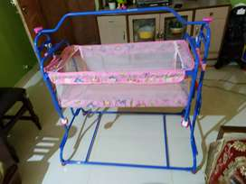 bathing table + foldable walker + foldable craddle & stroller
