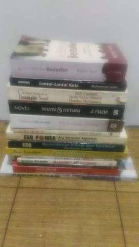 14 Buku komunikasi, agama, dan novel