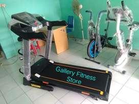 Motorizeed treadmill i5 bisa kredit