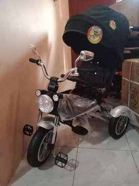 Jual sepeda stroller bisa 3 fungsi 100 % baru & gratis ongkir