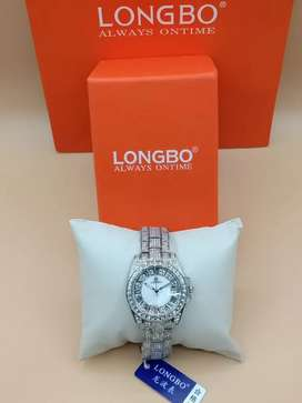 Long ladies watches