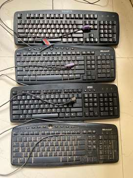 Its a pc or laptop keyboard