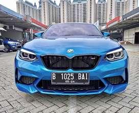 BMW M2 Competition 2018/2019 KM 500 ANTIK
