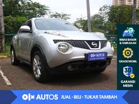 [OLX Autos] Nissan Juke 1.5 A/T 2013 Silver