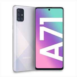 Samsung Galaxy A71 only one month use