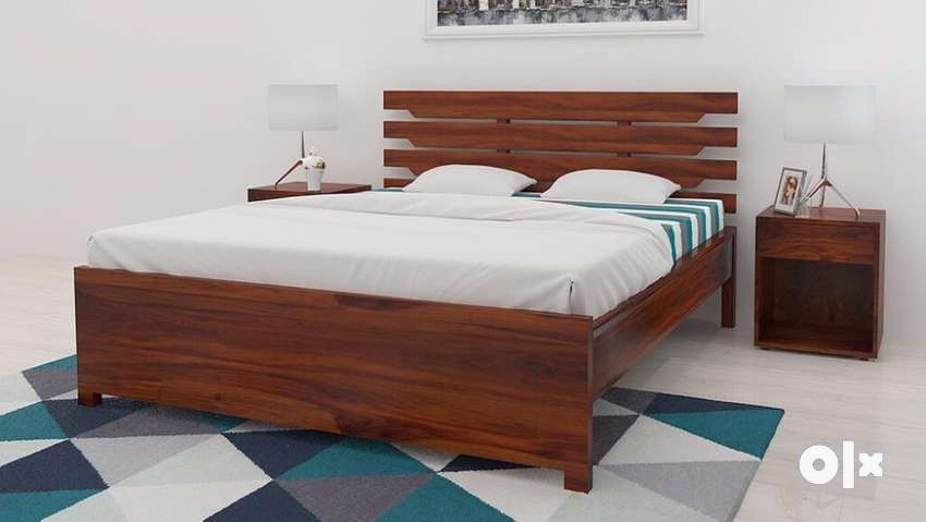 Brand New Double Bed on RENT 0