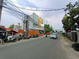 Kavling Jl Raya Jombang di Per4an Elang - Titihan - Jombang