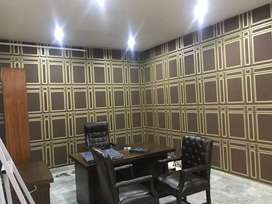 House of wallpaper and office wallpaper