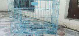Dog cage in good condition