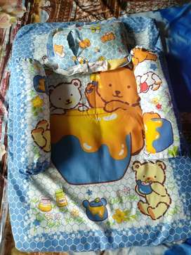 Tilam bayi dan kelambu bayi