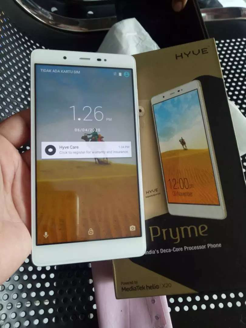 Hyve prime baru/New 0