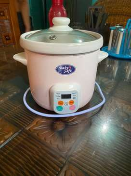 Slow cooker baby safe murah