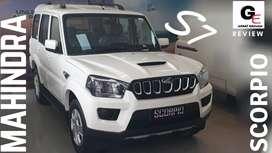 BRAND NEW MAHINDRA SCORPIO S7 DIESEL 2021 PVT CAR